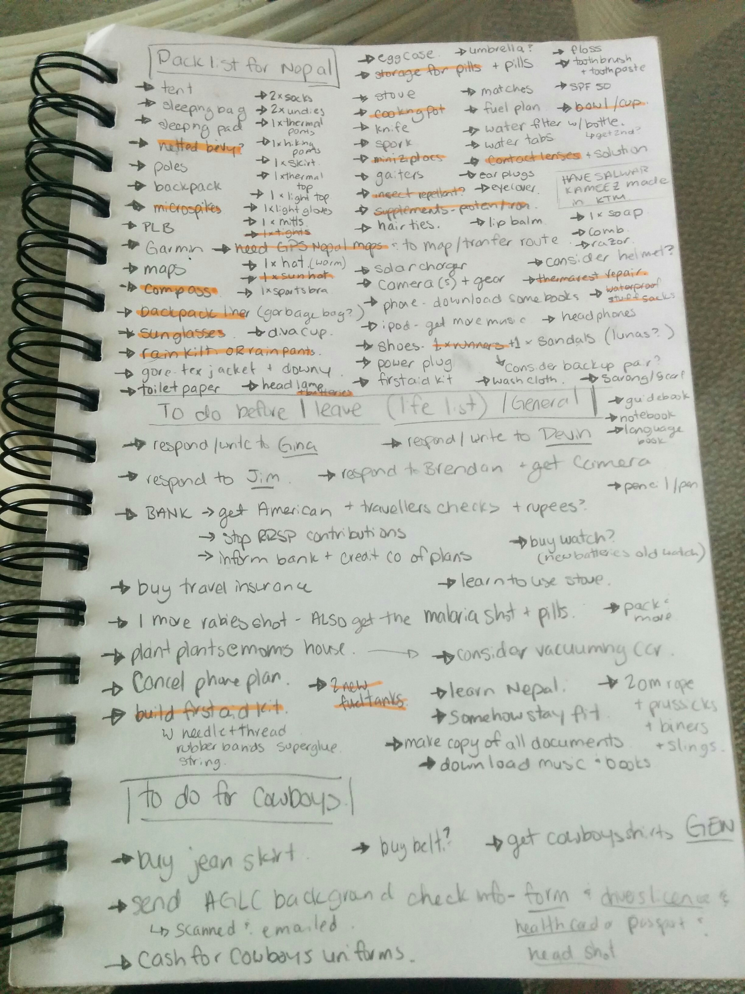 Chew on this for a bit! Haha. And this isn't even comprehensive - there are more things I have on other lists!